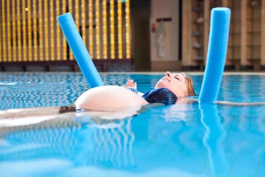 Schwimmbad Nach Geburt
